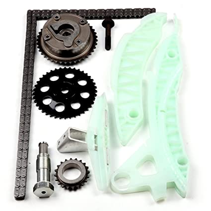 Engine Timing Chain KitECCPP Automotive Replacement Parts Without Water Pump Sets For 2007