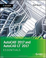 AutoCAD 2017 and AutoCAD LT 2017 Essentials Front Cover