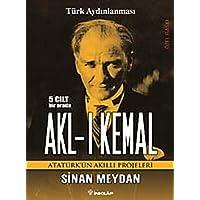 Akl-ı Kemal - 5 Kitap Takım: Atatürk'ün Akıllı Projeleri