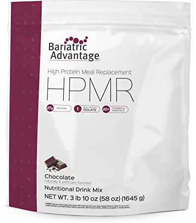 Bariatric Advantage – Meal Replacements Chocolate, 35 Serving Bag