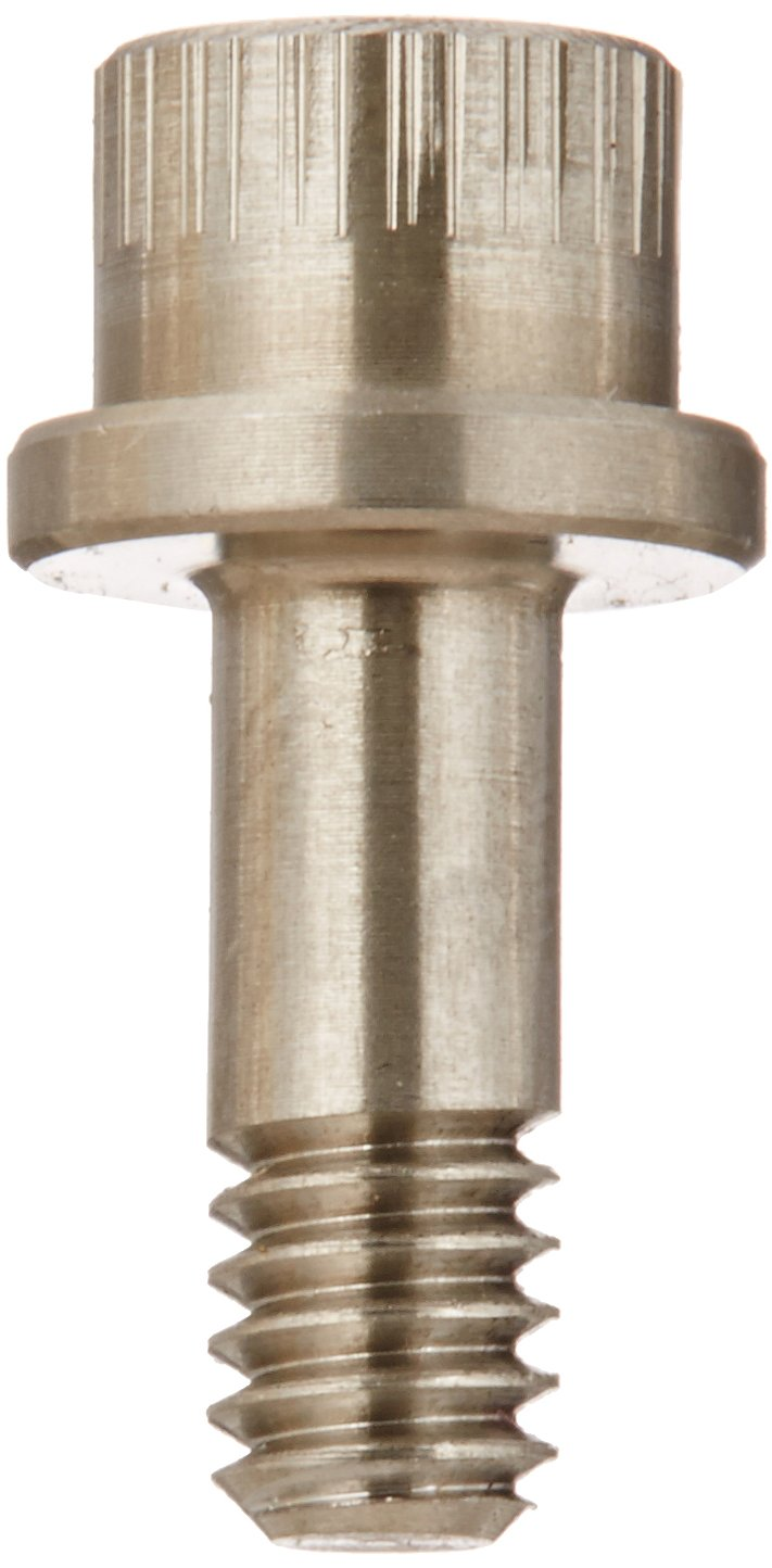3//8-16 Thread Size Flange Socket Cap Head Made in US 3//8-16 Thread Size 0.375 Shoulder Diameter 2-1//4 Grip Length Hex Socket Drive 17-4 PH Stainless Steel Prairie Bolt 0.375 Shoulder Diameter Pack of 1 2-1//4 Grip Length Plain Finish