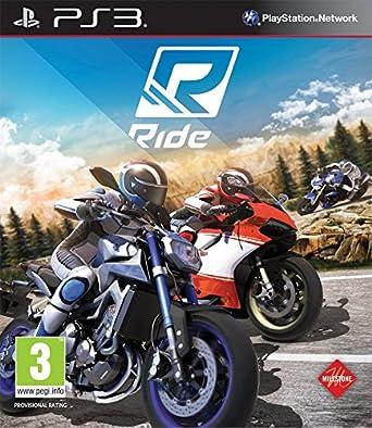 Ride (PS3) PlayStation 4 Games at amazon