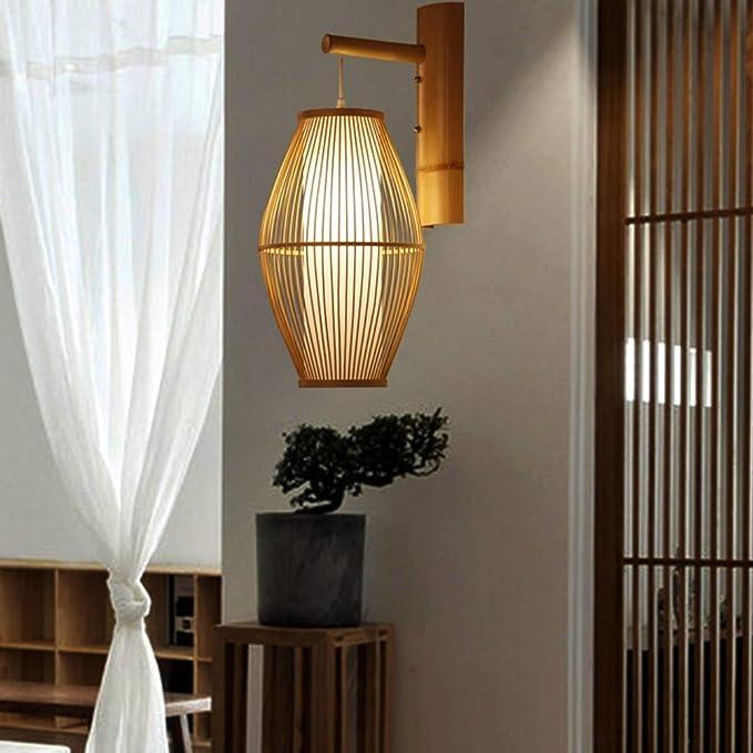 Amazon.com: Lámpara de pared con forma de corredor, para ...