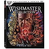 Wishmaster Collection (4 films) [Blu-ray]