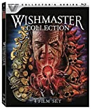 Wishmaster Collection (4 Film) [Blu-ray]