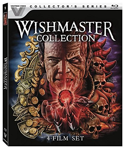 (Wishmaster Collection (4 Film) [Blu-ray])