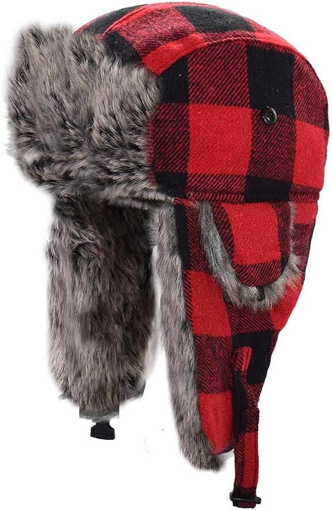 Women Winter Wool Bomber...
