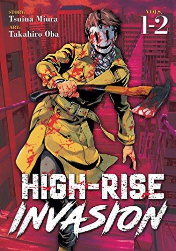 - High-Rise Invasion Vol. 1-2 (High-Rise Invasion Omnibus)