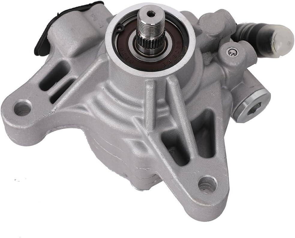 21-5419 Power Steering Pump for 2006-2007 Honda Accord 2002-2011 Honda CR-V 2006-2011 Honda Element 2002-2006 Acura RSX 2006-2008 Acura TSX 2.0L 2.4L Power Assist Pump