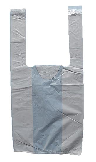 Bolsas de plastico tipo camiseta 30x40 (10 paquetes de 200 ...