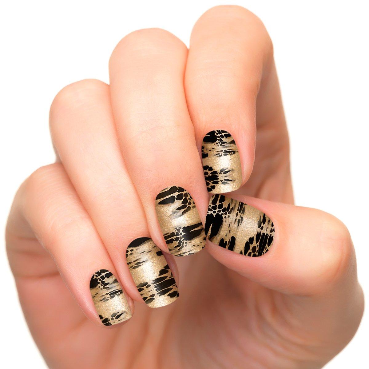 Incoco Nail Polish Strips, Nail Art, On the Prowl