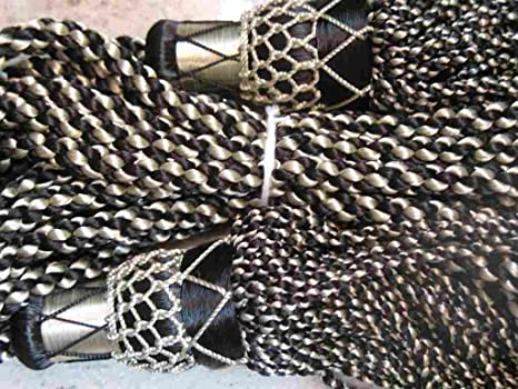 Bagpipes Pipe Cords For Drones Of Bagpipes Silk Silver Pipe Cords High Quality