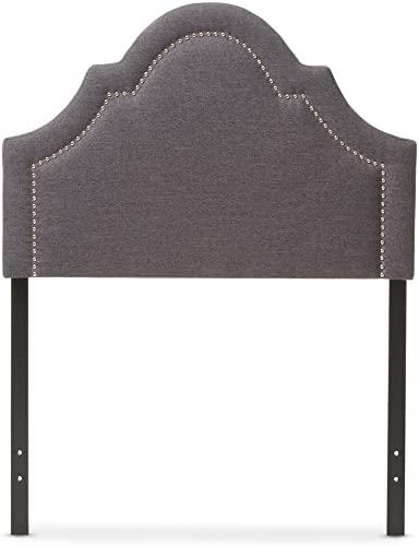 Baxton Studio Rita Upholstered Queen Headboard