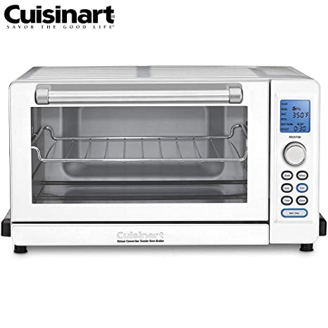 Amazon.com: Cuisinart TOB-135WFR Deluxe Convection Toaster ...