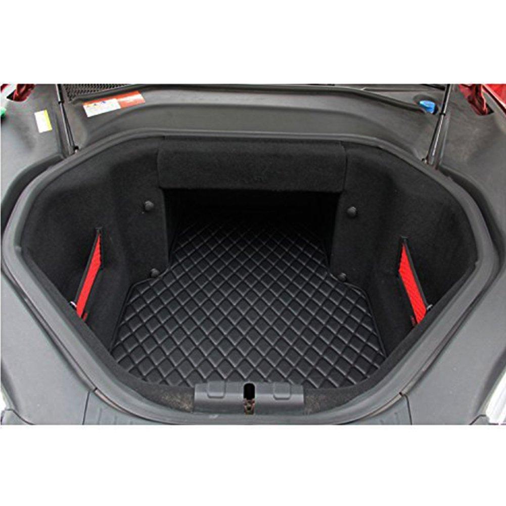 Topfit funda protectora para maletero del protector del maletero para el modelo S P90 P85 85 60 negro