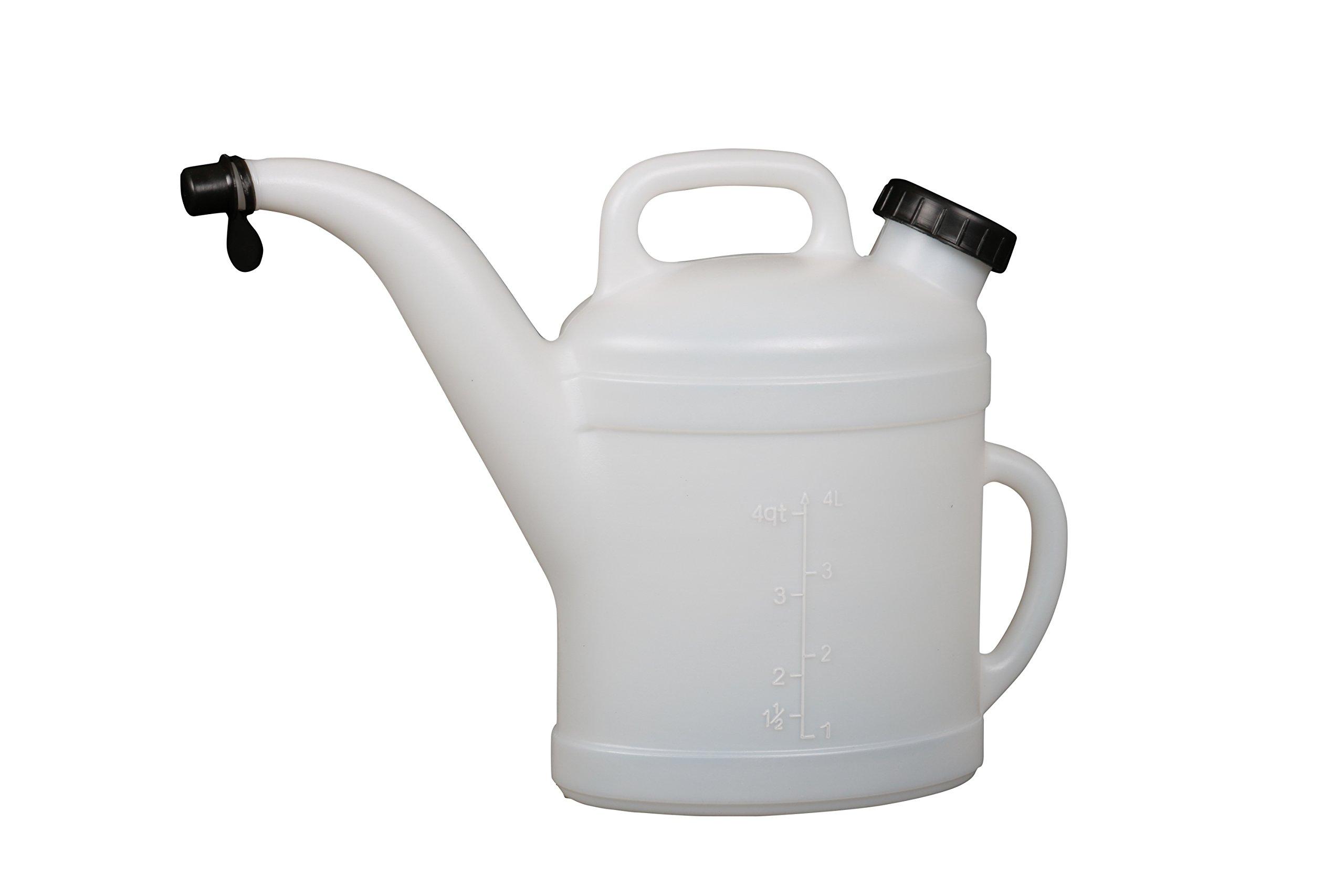 WirthCo 32375 Funnel King High Density Polyethylene Pitcher - 6 Liter Capacity