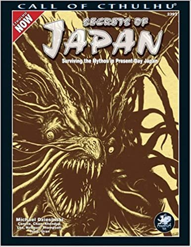 !IBOOK! Secrets Of Japan (Call Of Cthulhu Horror Roleplaying, Modern Era). profit Latest sencilla Seminar October