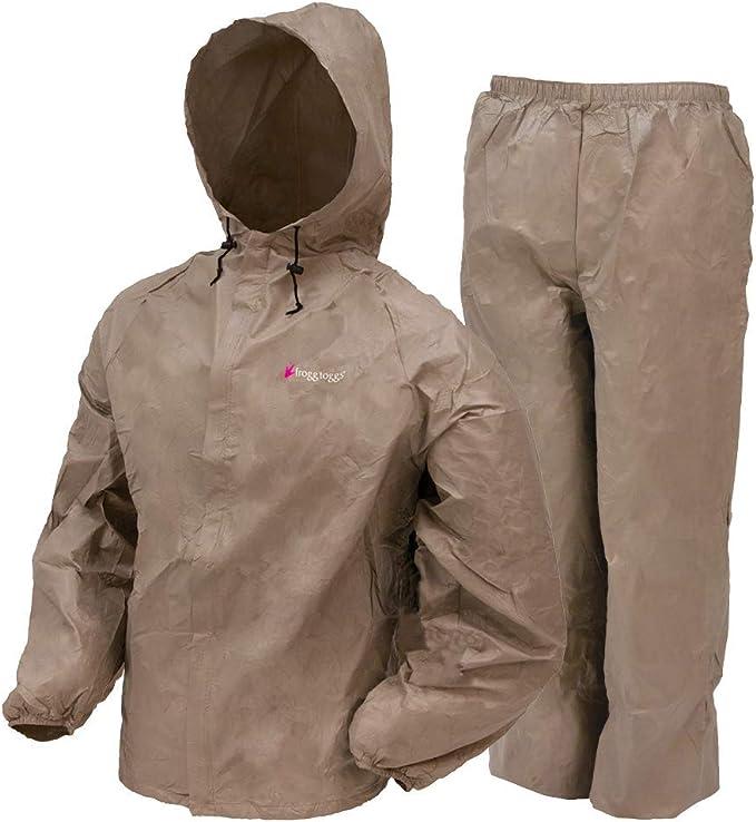 Best Hunting Rain Gear: FROGG TOGGS Ultra-Lite 2 Rain Suit
