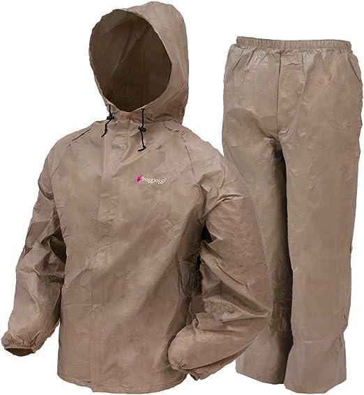 Gran Berghaus Impermeable Transpirable Pantalones Cremallera Completa de Tamaño Grande Traje 34-38 W