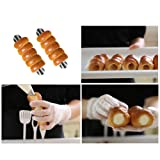 15 Pcs Stainless Steel Cannoli Tubes