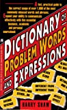 Dictionary of Problem Words and Expressions, Harry Shaw, 0671545582