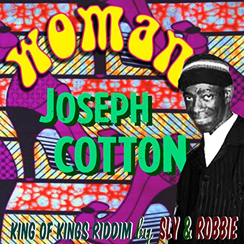 Sly & Robbie + Joseph Cotton Hand-out Woman