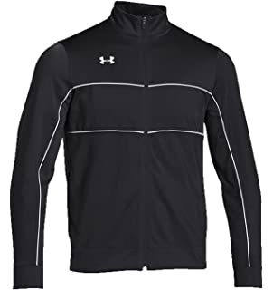 Graphite X-Large White Under Armour Win It Woven Jacket