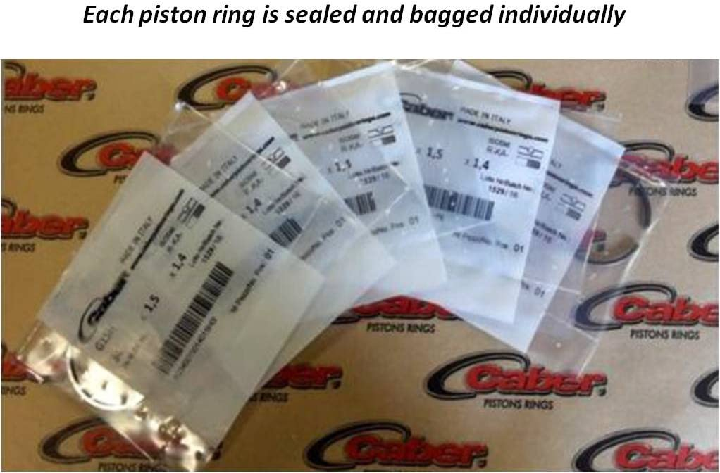 46mm Piston Ring for Husqvarna 357XP Chainsaw Sold Individually