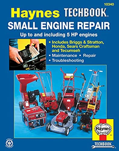 small engine repair manual up to and including 5 hp engines haynes rh amazon com Kohler Small Engine Parts haynes small engine repair manual pdf