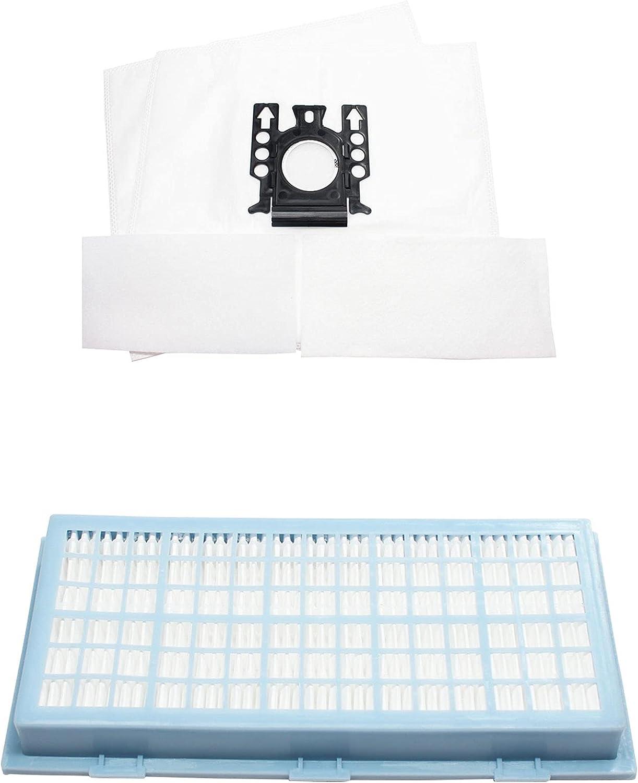 Microvlies dust bags compatible for Miele S5 Best Friend Dust Bag