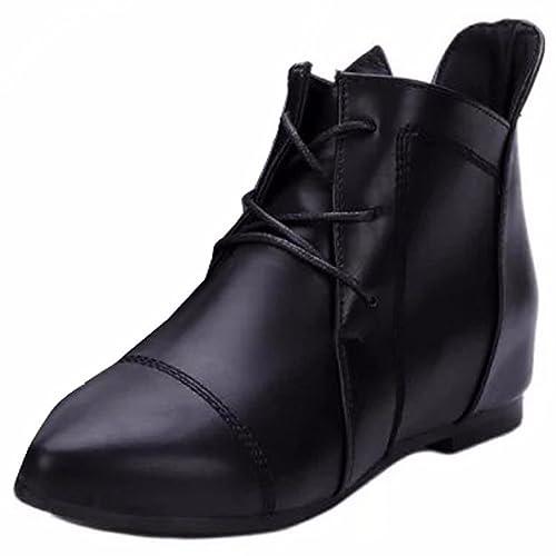 alta moda precio de calle gran variedad de estilos En Invierno y en Invierno, Zapatos de Mujer Lace up, Martin ...