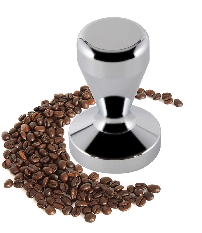 Coffee Tamper Elite Series - 58mm,Pressure Base Tampers Stainless Steel Espresso Tamper Loonfree