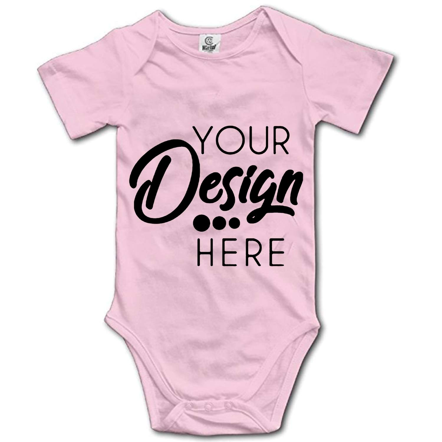 Sugar Skull Cotton Unisex Baby Infant Short Sleeve One-Piece Suit Bodysuits