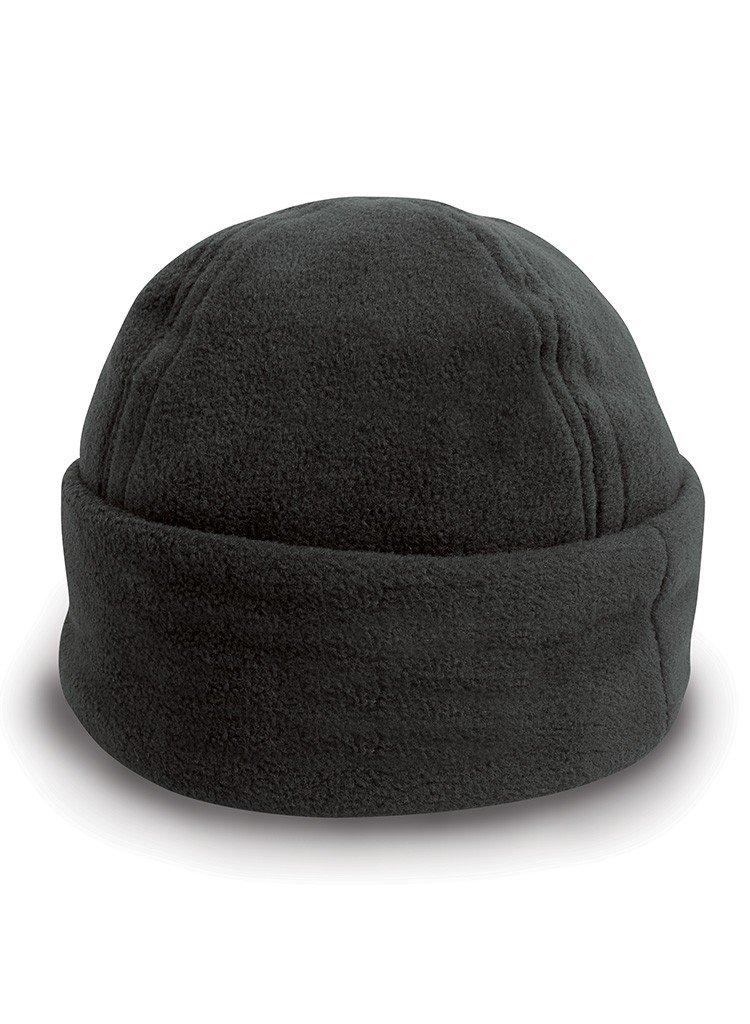 Result Headwear Active Fleece Skimütze RC141X , Farbe:Black;Größe:M