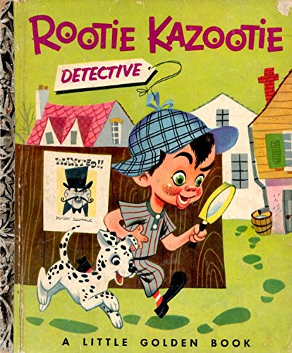 Rootie Kazootie Detective (Rootie Kazootie Detective)