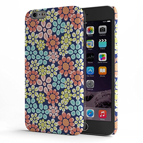 Koveru Back Cover Case for Apple iPhone 6 Plus - TGC Flower