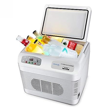 XJWN Mini Nevera Portátil térmica Doble función enfría y calienta ...