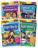 Rock 'N Learn Preschool & Kindergarten DVD Collection: Letter Sounds Phonics for Beginners, Sight Words, Getting Ready for Kindergarten