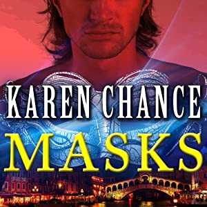 Mask: Cassandra Palmer World, Book 4.3 Audiobook