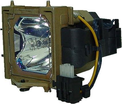 GOLDENRIVER SP-LAMP-017 Original Bulb Inside with Housing Compatible with INFOCUS LP540 LP640 SP50000 LS5000 Screenplay 5000;Ask C160 C180 Knoll HD225 PROXIMA DP5400x DP6400x