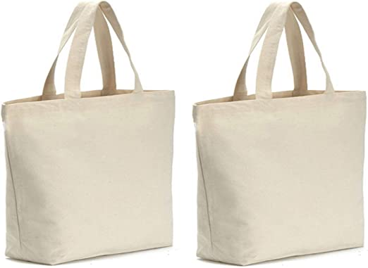 2pcs As Seen On TV Grocery Grab Shopping Bag Foldable Tote Eco-friendly Reusable
