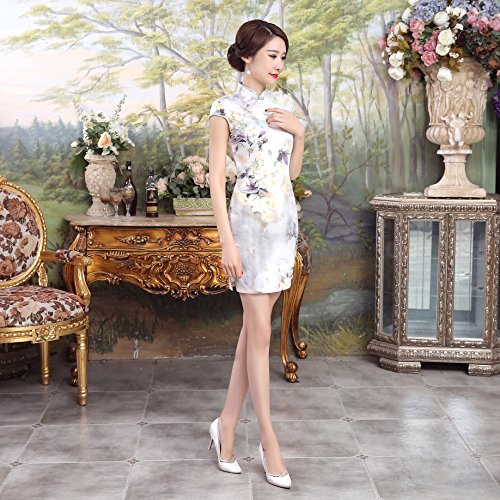 Acvip White Weiß Dress Pencil Woman wfr7qxfY