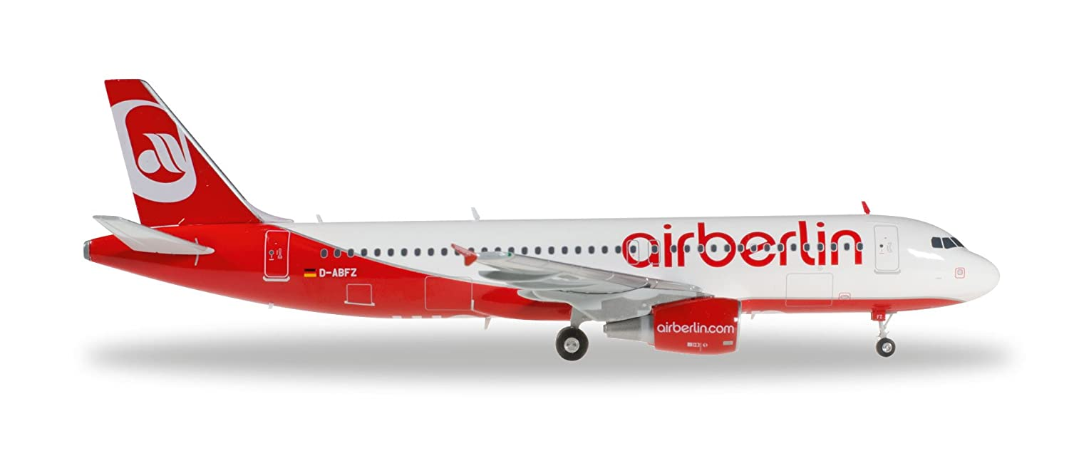 Herpa 557412 - airberlin Airbus A320