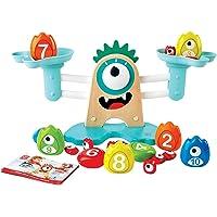 Hape Monster Math Scale Toy (E0511)