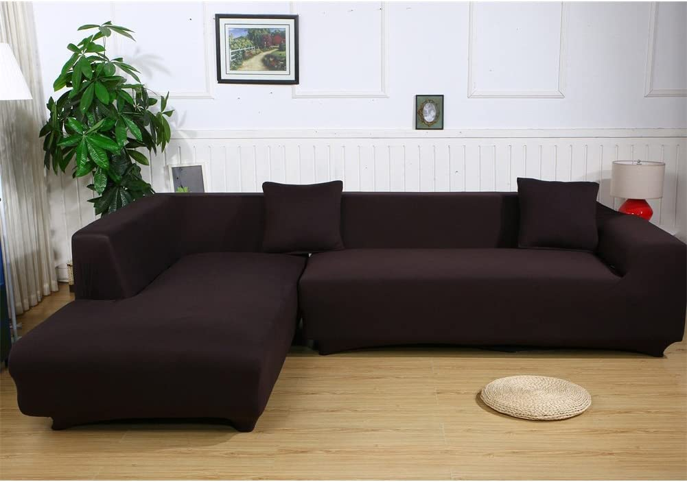 Premium Quality Sofa Covers ...  sc 1 st  Amazon.com : couch covers for sectionals - Sectionals, Sofas & Couches