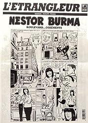 L'Etrangleur, N° 1 13 Mars 2013 : Nestor Burma : Boulevard... ossements