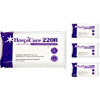 HospiCare 220R Clinical Wipes CHG 2%, 20 count