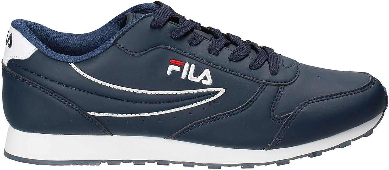 Fila Men's Orbit Low Top Sneakers