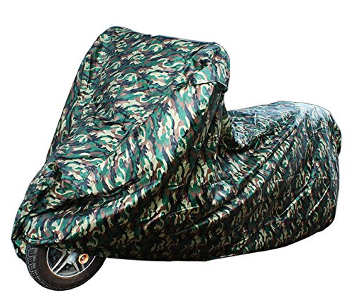 LotFancy Waterproof Motorcycle Motorbike Camouflage