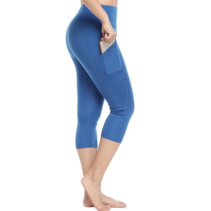 Amazon.com: Fittoo - Leggings para mujer con bolsillos ...